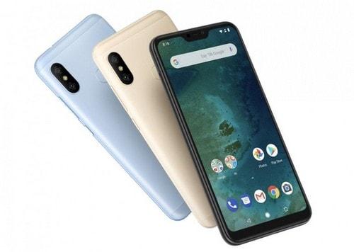 Дизайн телефона Xiaomi Mi A2 Lite
